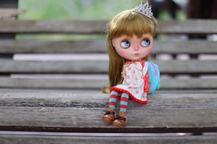 My sad little princess 👑