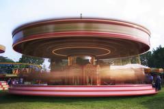 Steam Merry Go Round. (fjnige) Tags: longexposure nikon sigma fair steam lee merrygoround stopper d7100