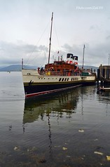 (Zak355) Tags: scotland riverclyde boat ship scottish vessel shipping waverly bute rothesay paddlesteamer isleofbute pswaverley