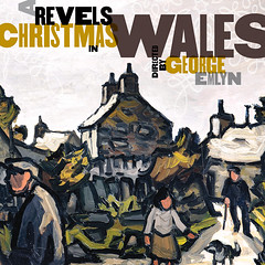 CD covers for Revels recordings, this one is from 2015 (Cahoots Design) Tags: tradition christmas xmas revels winter holidays sanders harvard kids child community branding brand identity music song dance folk folklore cahoots design theater theatre joy musical marketing celebration history historical victorian school culture audience letterforms stories magic education boston cambridge kyffin williams cahootsdesign artful