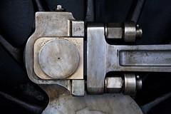 Bielle de jour (Gerard Hermand) Tags: paris france wheel metal train canon exhibition steam exposition link locomotive roue vapeur bielle eos5dmarkii formatpaysage gerardhermand grandtrain 1606092093