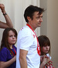 Richard Hammond Sainsbury's Sport Relief Mile 2012 - London