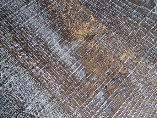 Roble rústico con corte de sierra Cottage (9)