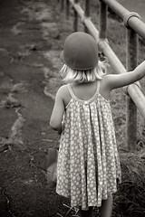 Out walking (Deb Jones1) Tags: family girls bw nature girl beauty kids canon children outdoors flickrduel debjones1