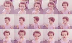 Little Mari (Stphanie Gouvia) Tags: baby cute lollipop