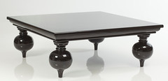 "8045 BLACK LACQUER COFFEE TABLE • <a style=""font-size:0.8em;"" href=""http://www.flickr.com/photos/43749930@N04/6919416074/"" target=""_blank"">View on Flickr</a>"