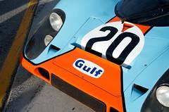 Gulf Porsche 917K #20 (j.hietter) Tags: reunion gulf porsche laguna 20 seca 2011 917k rennsport