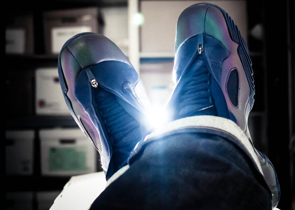fd993daf1071 ... Nike Air Flightposite 1 quotHOH JKiddquot (Justin Telfer) Tags house ...