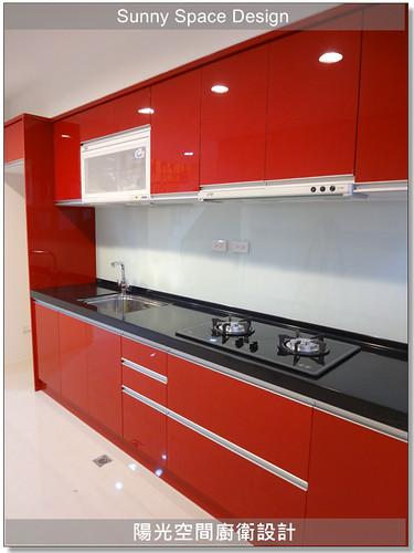 廚具大王-南港中南路曹設計廚具-陽光空間廚衛設計9