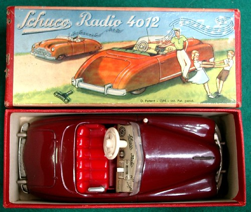 Schuco Radio