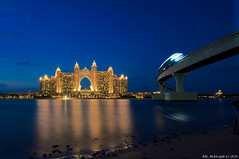 Dubai Pearl of the Gulf !! (arfromqatar) Tags: nikon dubai uae qatar atlantisthepalm magicalskies arfromqatar dubaiatlantis nikond3s أتلانتسدبي abdulrahmanalkhulaifi