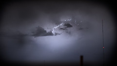 SkyLight (nan4k7) Tags: light sky cloud storm rain clouds lluvia cielo nubes tormenta thunderstorm rayo thunder nube relampago raylight