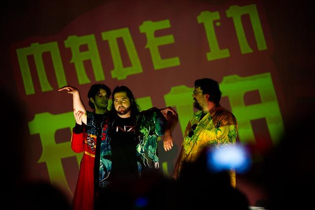 JOUEUR DU GRENIER & Bob Lennon @ Made In Asia 4 Bruxelles-9586