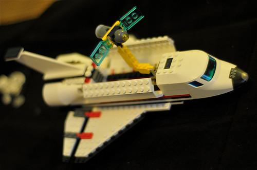 降价:乐高 LEGO Space Shuttle 3367航天飞机.11