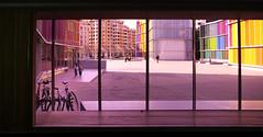 MUSAC Interior (MONCHO REY) Tags: espaa museum architecture spain arquitectura colours pentax interior colores museo len vidrio musac mansilla castillaylen mansillaytun tun k20d monchorey monarq78