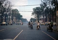 Early AM - Saigon (manhhai) Tags: 1969 vietnam saigon tray45