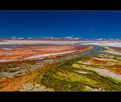 Hypnotic Bolivian Landscape (departing(YYZ)) Tags: travel southamerica landscape nikon sigma bolivia dslr 1770 saltflats hdr yyz departing uyuni salardeuyuni 2011 d90 f2840 departingyyz