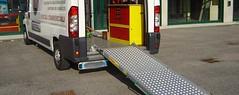 SPEEDYRAMP (SPEEDYramp) Tags: lavoro rampa alluminio veicoli caricomerci officinamobile speedyramp