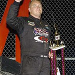 Jeff Babcock - Qualifying Feature winner