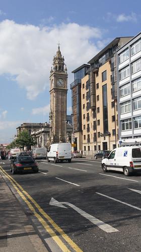 Albert Memorial Clock, Belfast
