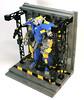 スーパー無限忍者ロボット力 (DARKspawn) Tags: bay robot lego mecha mech gantry battloid darkspawn