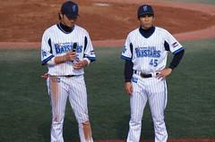 DSC02062 (shi.k) Tags: 120512 横浜ベイスターズ イースタンリーグ 福山博之 松本啓二朗 横須賀スタジアム
