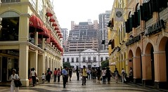 Macau Mercadores (wbayer.com) Tags: china photography macau fishermanswarf photographies ruinsofstpaul mercadores casinovenetian wbayercom wernerbayer