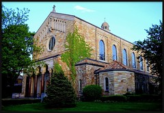 Saint Peter Claver Catholic Church (Formerly Precious Blood