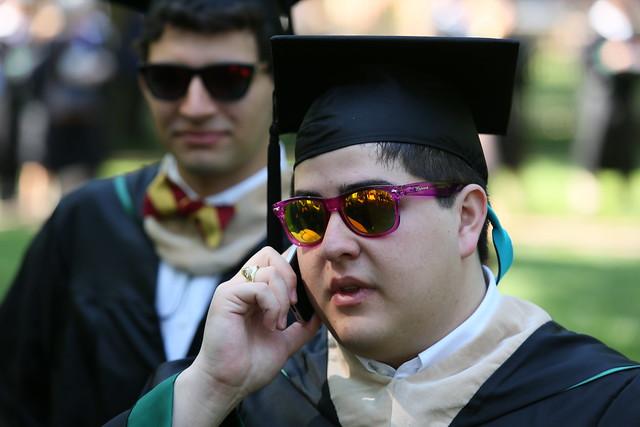 Graduate garb