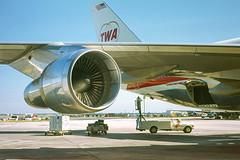 al219 (George Hamlin) Tags: newyork airport aircraft jfk airline boeing 747 twa