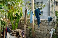 Laundry (B.Bubble) Tags: india clothing laundry una gujarat