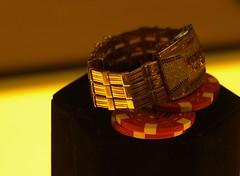 WSOP Bracelet The Big One (gordon2208) Tags: world las vegas rio gold hotel casino chips poker dollar series braclet
