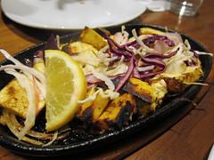 Paneer Tikka (su-lin) Tags: food indian pakistani southall lahore punjabi karahi gifto