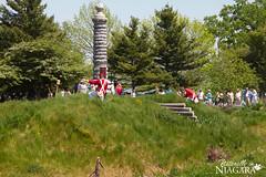 IMG_0128 (Naturally in Niagara) Tags: old war fort battle soldiers british erie reenactment bicentennial culloden 1812
