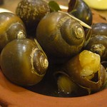 "Steamed Snails with Lemongrass <a style=""margin-left:10px; font-size:0.8em;"" href=""http://www.flickr.com/photos/14315427@N00/7268147566/"" target=""_blank"">@flickr</a>"