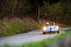 Tour Auto 2012 - Porsche 550 Spyder (Guillaume Tassart) Tags: auto france race vintage 2000 tour automotive racing spyder porsche classics legends motorsport optic 550