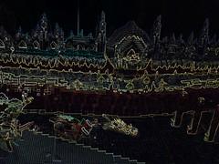 Geonosian arena teaser (ACPin) Tags: toys starwars lego arena teaser diorama moc geonosian acpin