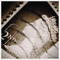 Her Majesty (peterphotographic) Tags: macro closeup square frank post song jubilee royal queen stamp beatles abbeyroad royalty postage 2ndclass hermajesty songtitle macromondays canong12 camerabag2 songsofthebeatles img7306edcb2italianoedsqwm