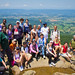 Summer Peacebuilding Institute Session II - Hike