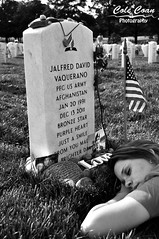 Dreams Of You (Cole Coan Photography) Tags: cemetery grave arlington army rip dreams fiance
