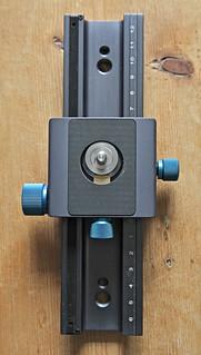 Novoflex Castel-L Focusing rail