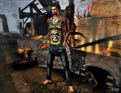 ..:: OUTFIT 10 ::.. (NyTrO StOrE) Tags: street urban woman man store mesh wear clothes hip hop styel nytro
