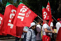 DSC_4974 (i'gore) Tags: roma precari lavoro manifestazione cgil uil lavoratori crescita pensionati fisco occupazione cisl sindacato sindacati disoccupati esodati