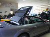 Ford Mustang V Verdeck Montage