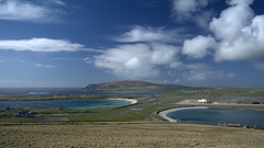 South mainland from Compass Head (Ross Mackenzie) Tags: v1 shetland 2014 shetlandmarch2014