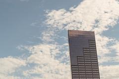 DSC_0215 (pillarsoflight) Tags: pink blue windows sky cloud brown white reflection building window beauty clouds oregon skyscraper buildings reflections portland nikon structures panes structure adobe pdx 1855 pnw builds lightroom d3300