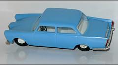 ALFA ROMEO 2000 Berlina (987) KDN L1100562 (baffalie) Tags: auto old classic car vintage toys miniature voiture retro coche alfaromeo jouet diecast jeux classica