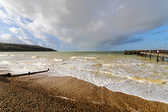 DSD_5627 (alfiow) Tags: beach waves totland
