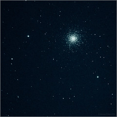 M13 Great Cluster in Hercules (mikeyp2000) Tags: astrophotography astronomy hercules m13 astrophotograph greatcluster