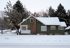 Green House (mountain of clouds) Tags: winter snow idaho americanfalls fujifilmxe1 fujixe1 xf27mmf28